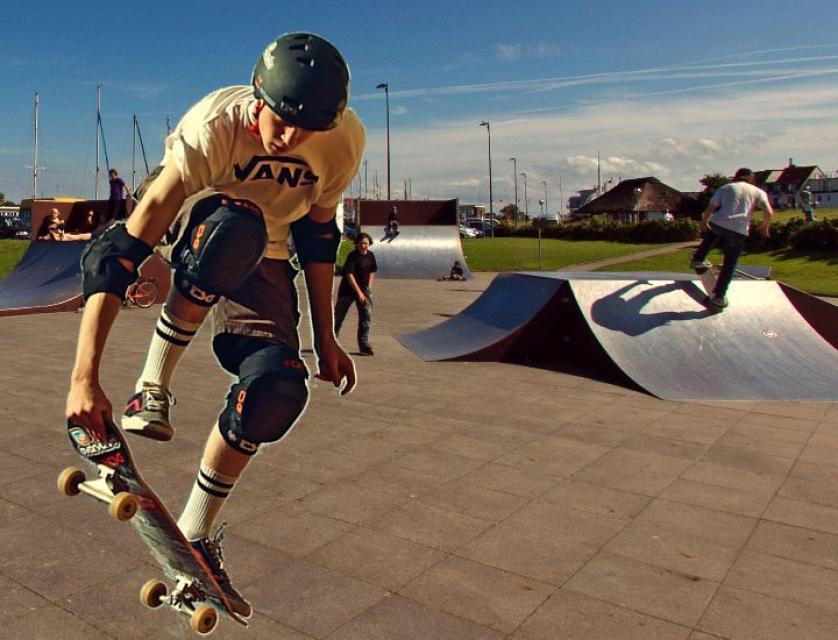 Skate-Workshop