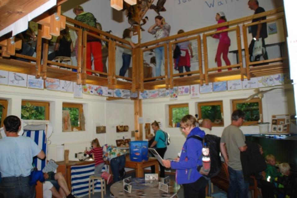Entdecker Tour im Wattenhuus - eine Familien-Rallye