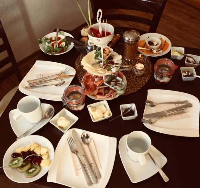 Winzerfrühstück ab 09.30 Uhr
