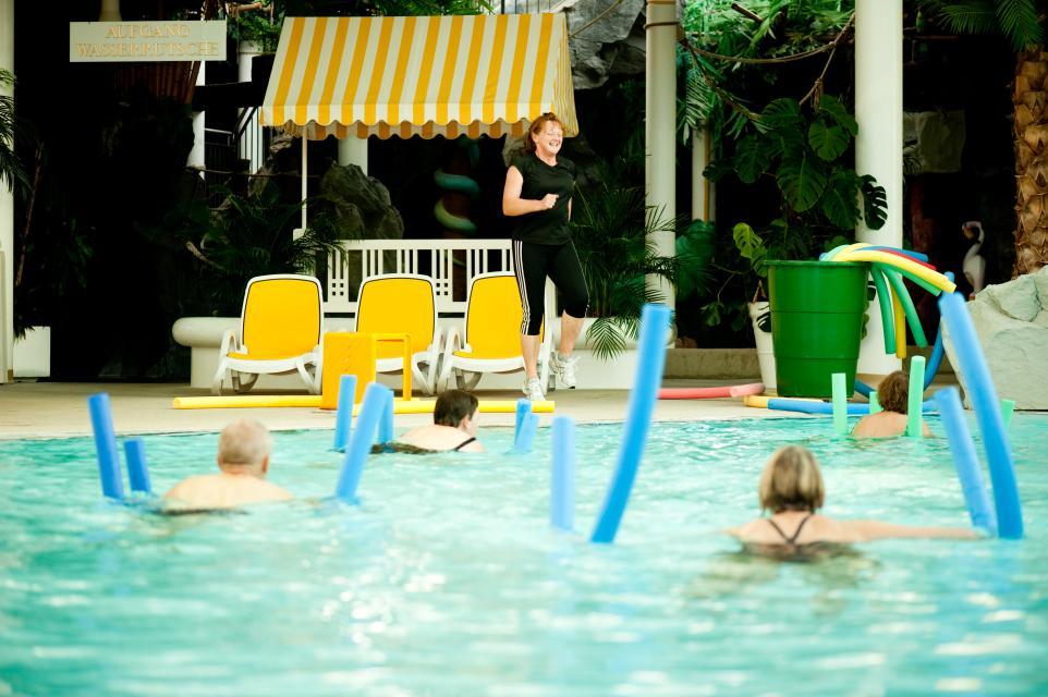 Seniorenschwimmen inkl. 2 x Aquarobic