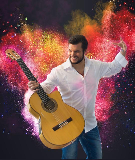 Konzert mit Vicente Patíz
