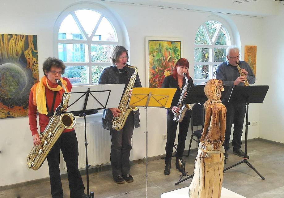 "Saxophonquartett ""Sax am Meer"" bietet besonderes Hörerlebnis"