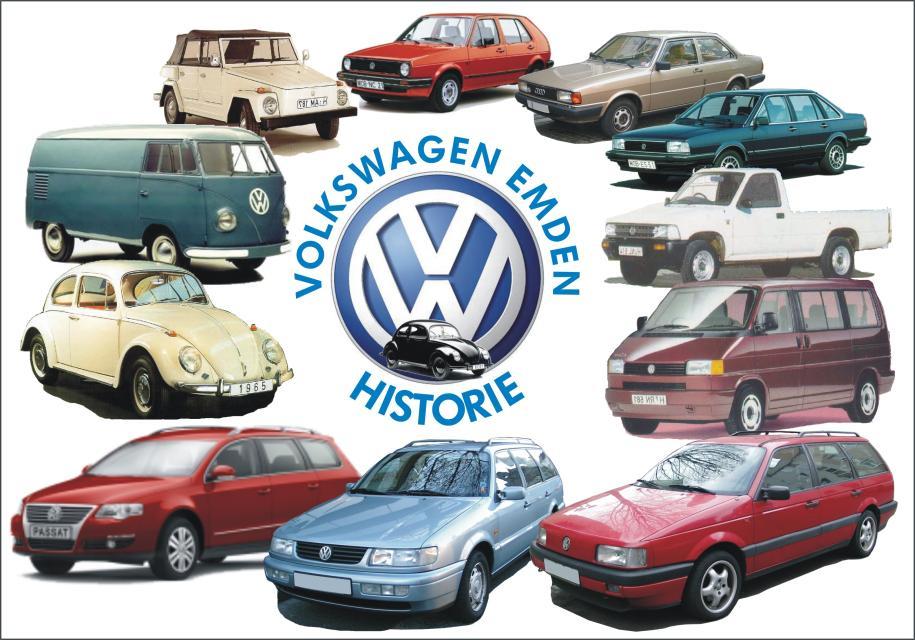 Führung durch die historische VW-Ausstellung