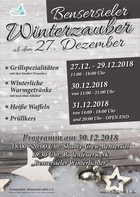 Bensersieler Wintermarkt
