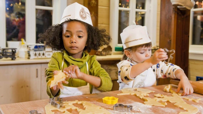 Kindernachmittag - Plätzchen verzieren