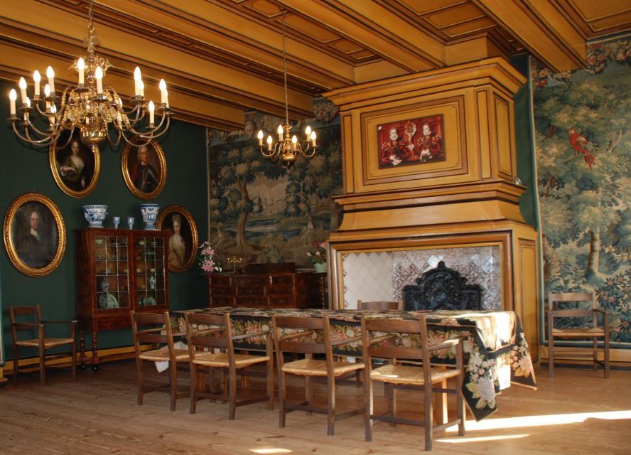 Ahnensaal - Adalbert Oldewurtel