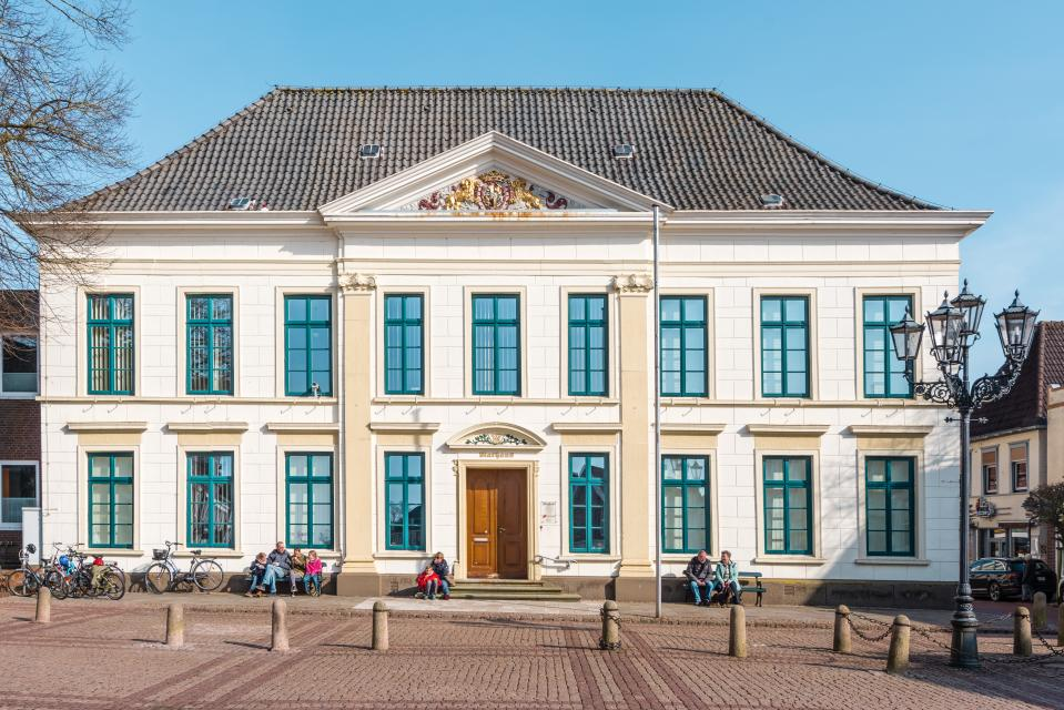Rathaus Esens