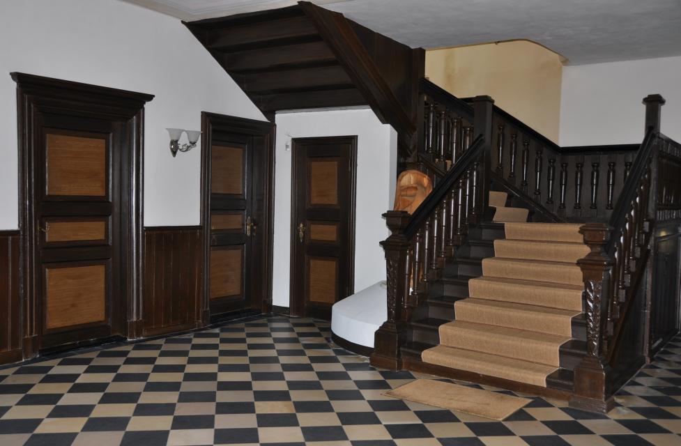 Rathaus Foyer - Adalbert Oldewurtel