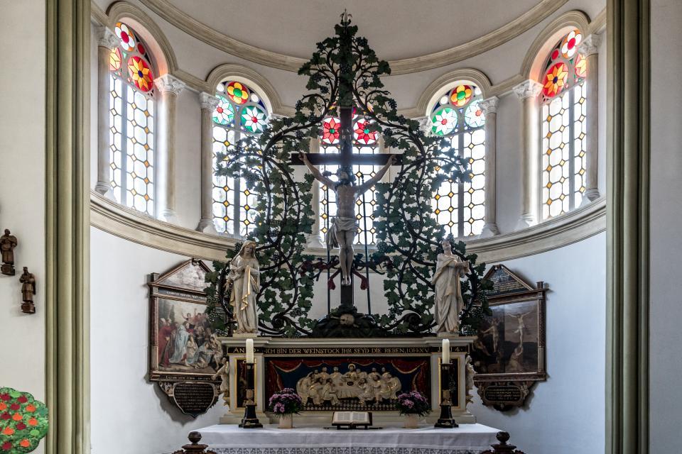 St Magnus Kirche -