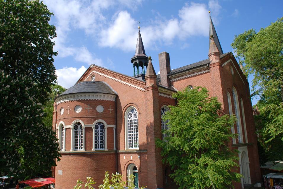 St.-Magnus Kirche - Adalbert Oldewurtel