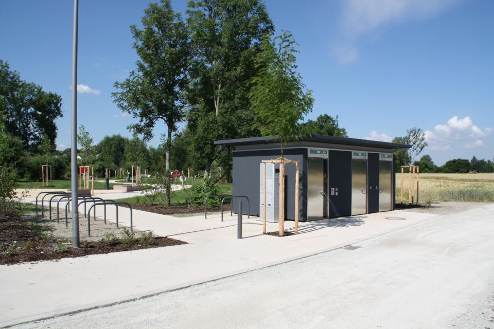 Bewegungspark/Mehrgenerationenpark