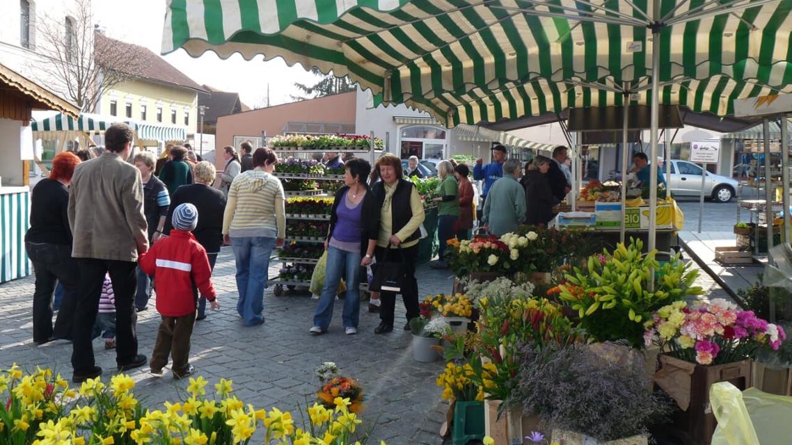 Frühjahrsmarkt