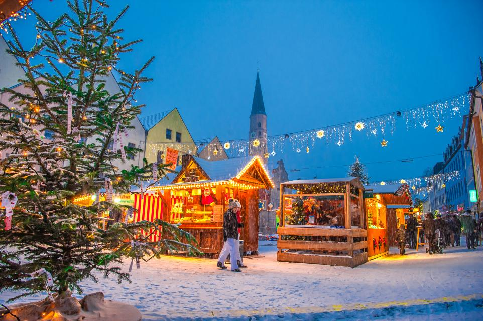 Nikolausmarkt Dingolfing – eine Stadt im Weihnachtszauber