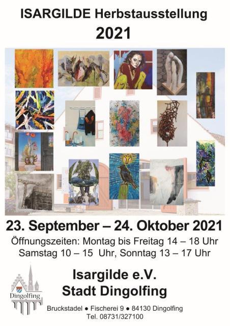 Herbstausstellung der Isargilde