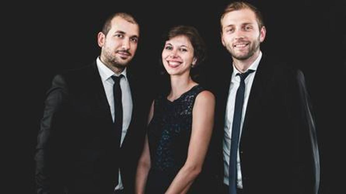 Konzert mit dem Trio Étoiles