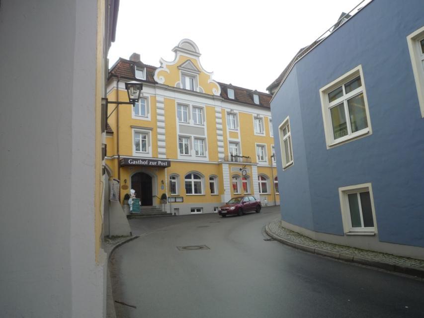 Kirche und Wirtshaus