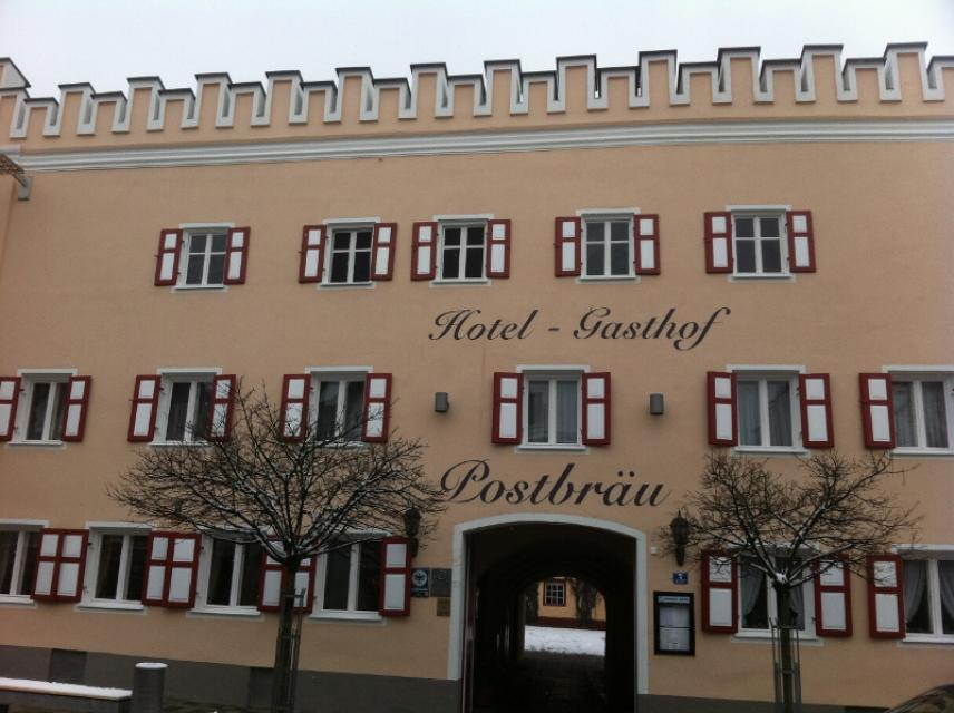 """""""Postbräu"""" Dingolfing"""