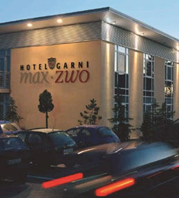 Hotel Garni Max Zwo