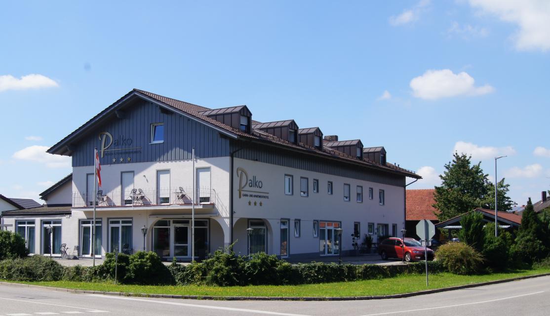 Hotel Palko Garni- und Apartmenthotel