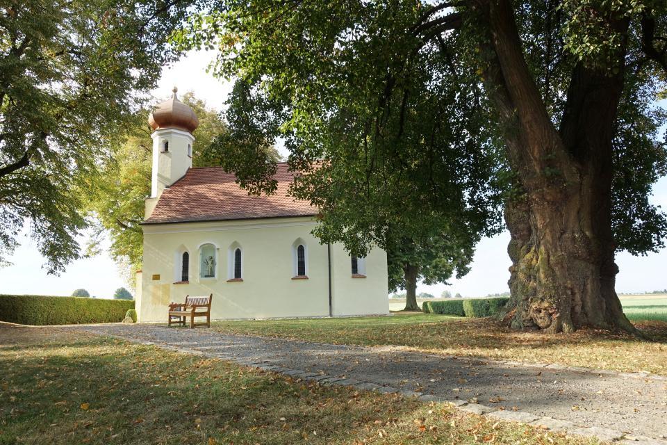 Kirche St Sebastian Wallersdorf -