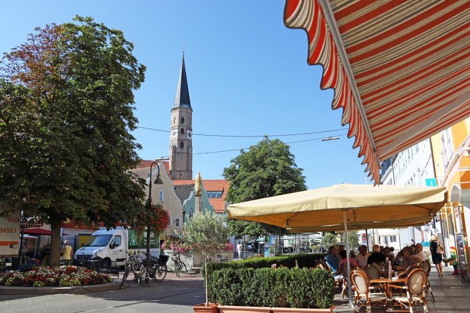 Stadtplatz Dingolfing -