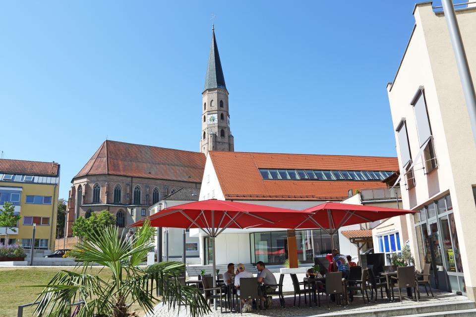 Kirche Dingolfing -