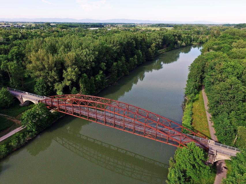 Brücke Landau -