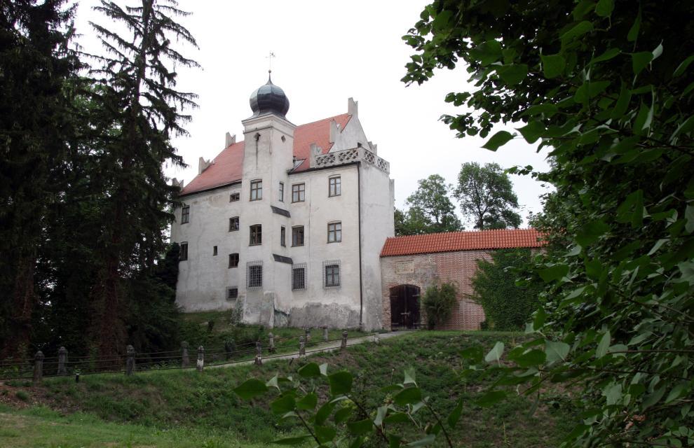 Schloss in Teisbach