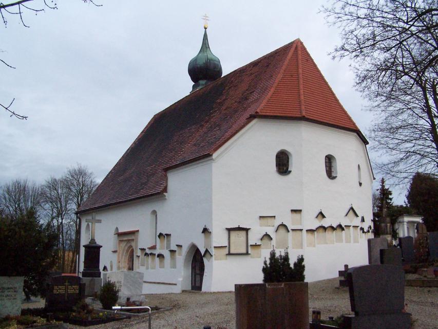 Friedhofskirche Heiligkreuz