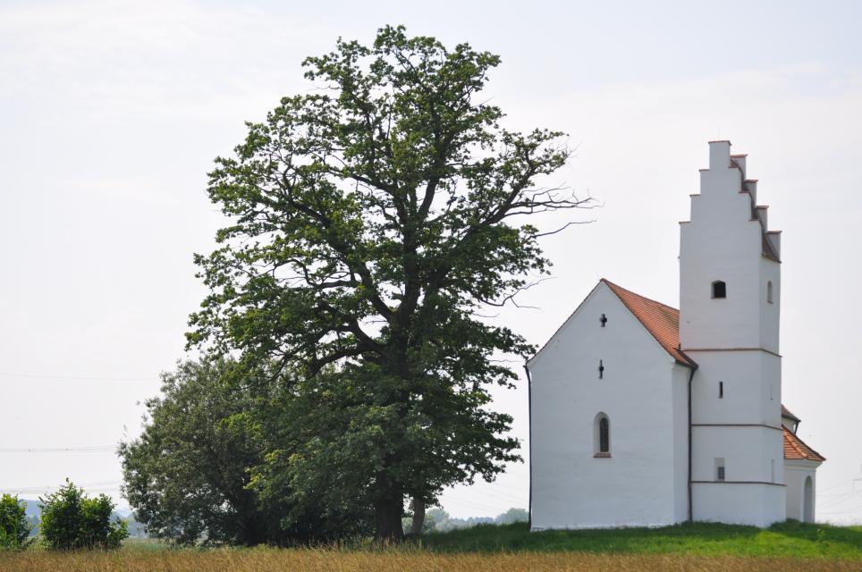 Kirche St. Martin Hütt