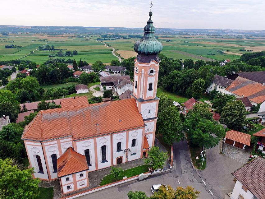 Barockkirche St. Johannes Nepomuk