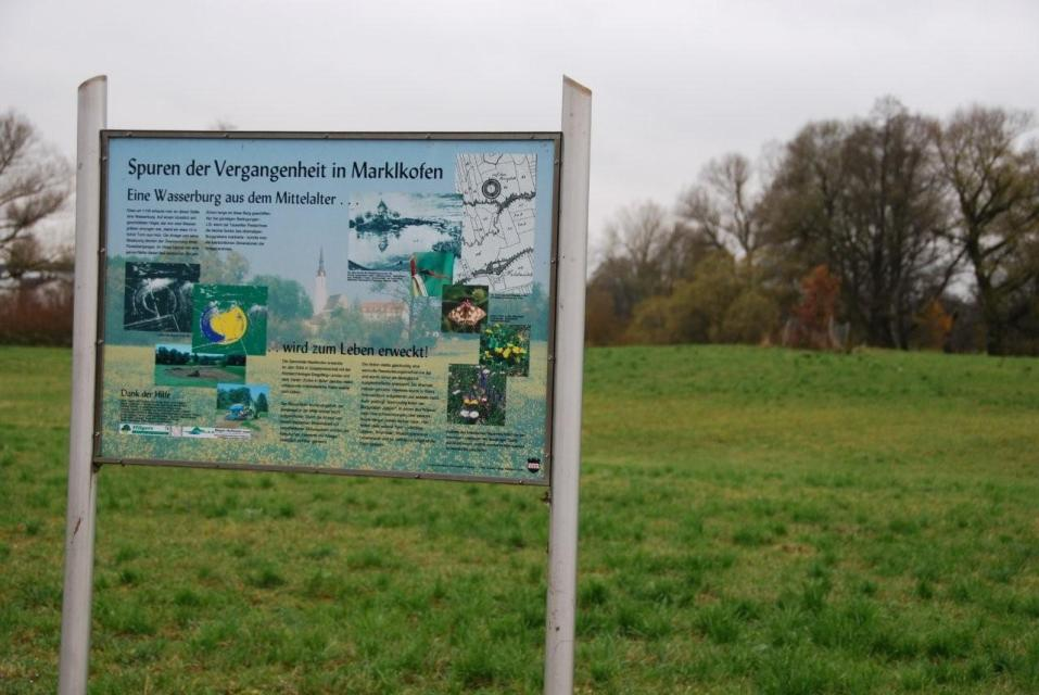Wasserburg Marklkofen