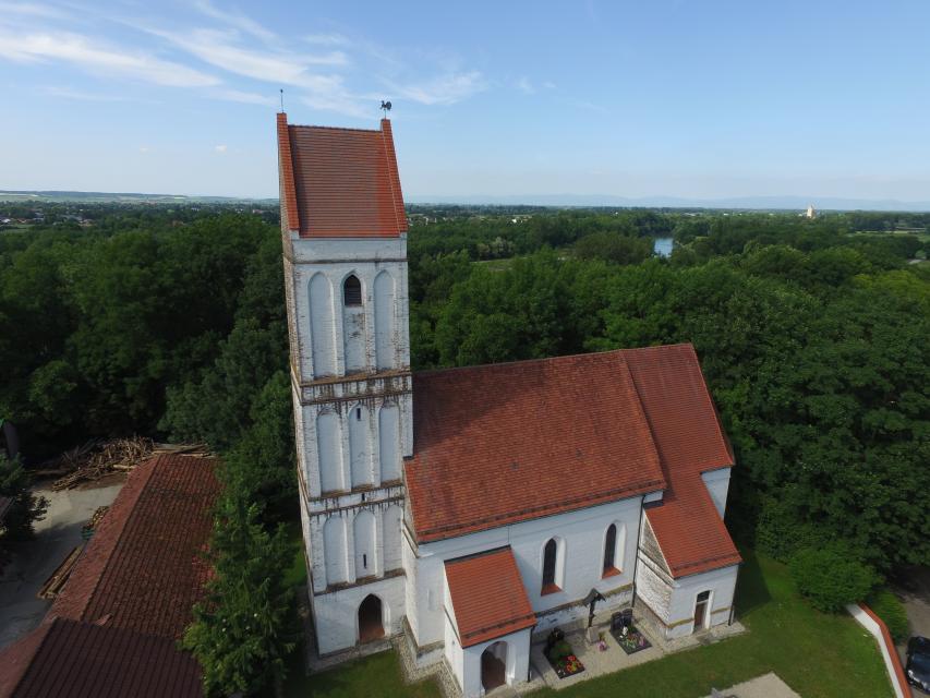 Kirche Mariä Empfängniss Zulling / Teufelstritt