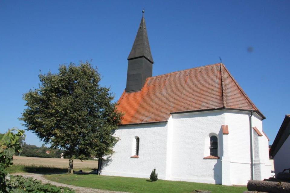Kirche St. Georg/Loitersdorf 1