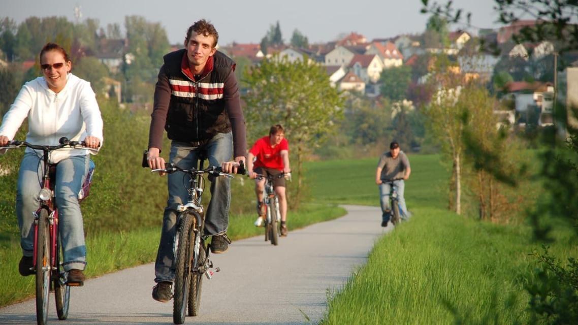 Simbach-Vils-Fahrt