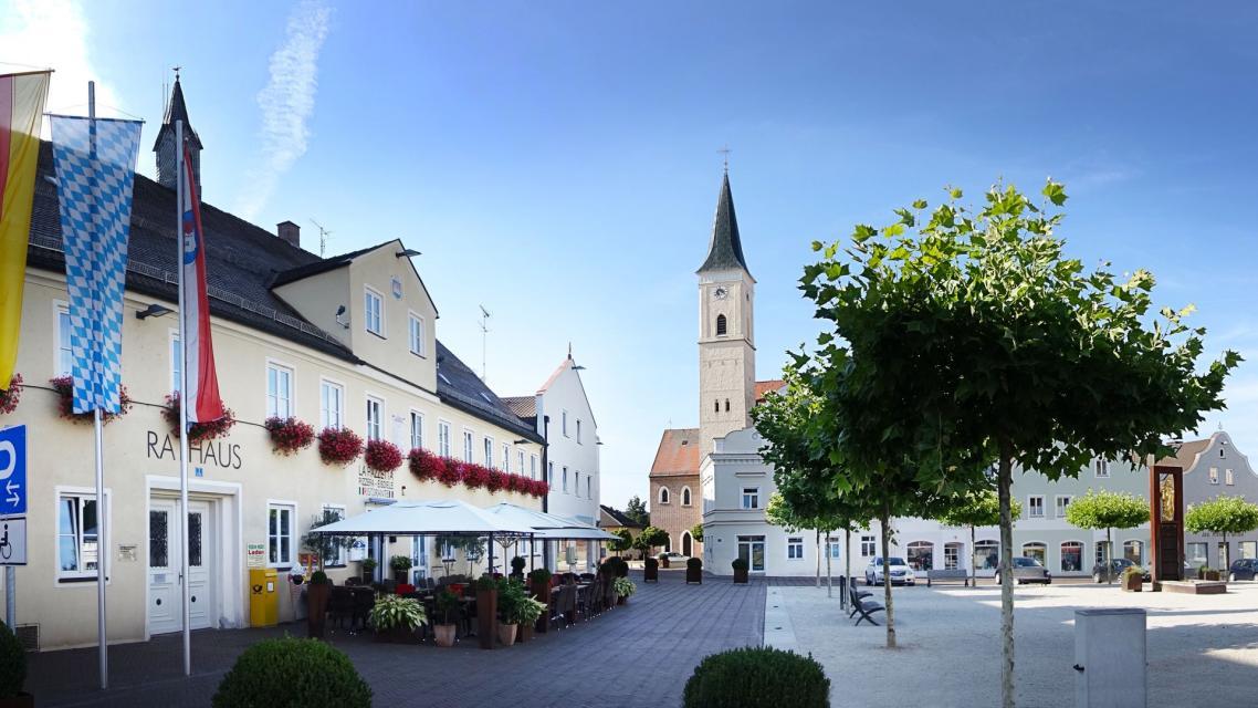 Frontenhausen - Loizenkirchen - Oberspechtrain Tour 12