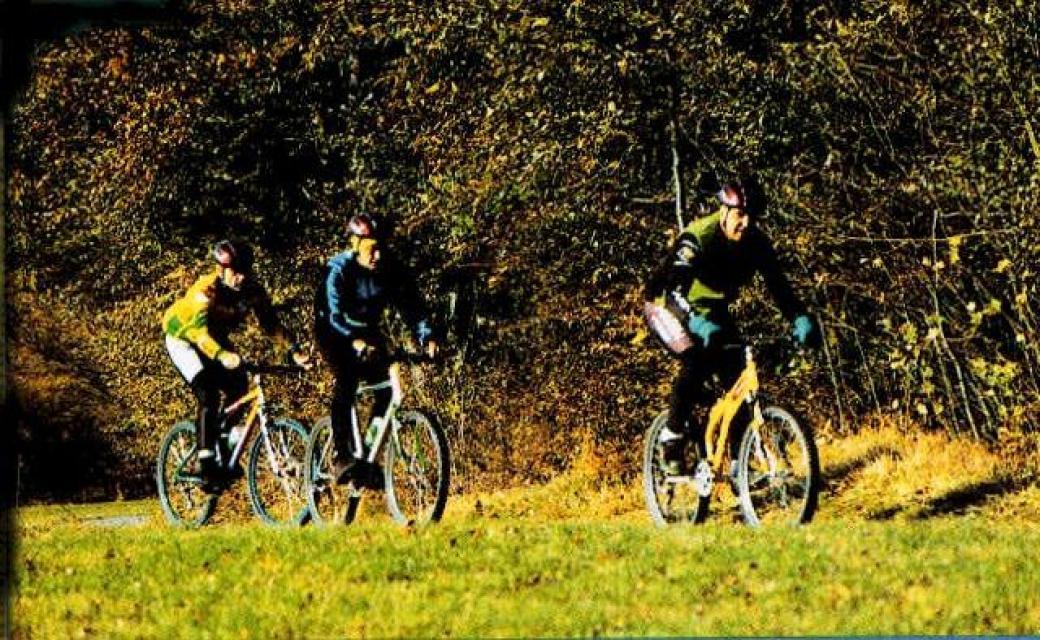 Mountainbike-Treff für Jedermann