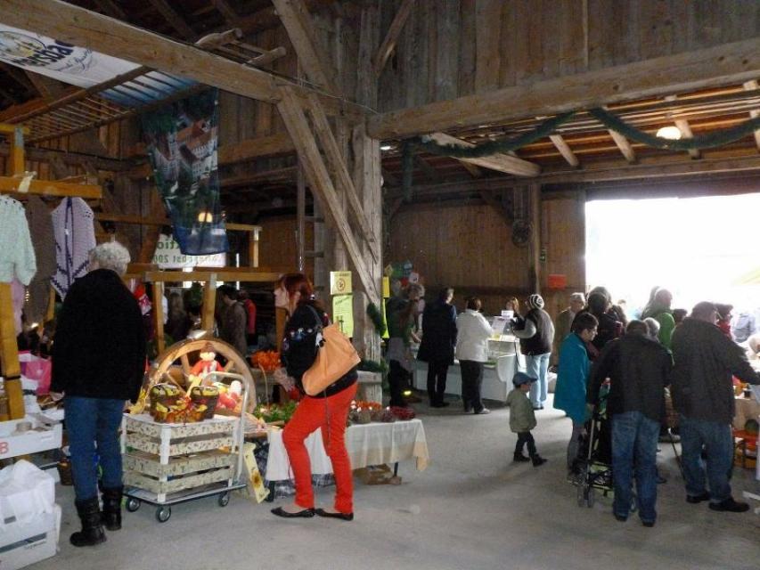 17. Bernrieder Erntemarkt mit bäuerlichem Kunsthandwerk