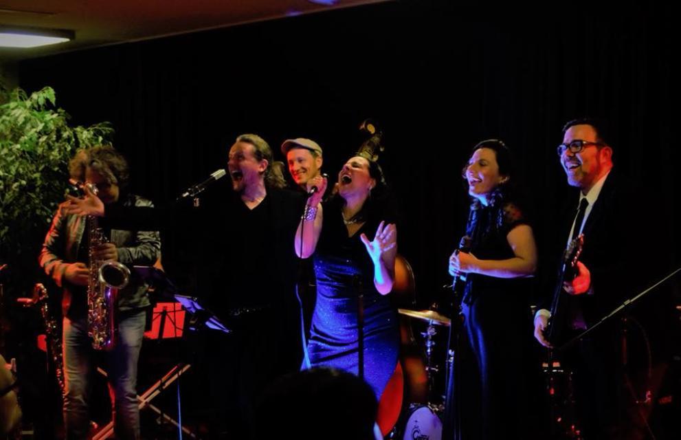 Rüdiger Eisenhauers Sleigh Ride Orchestra
