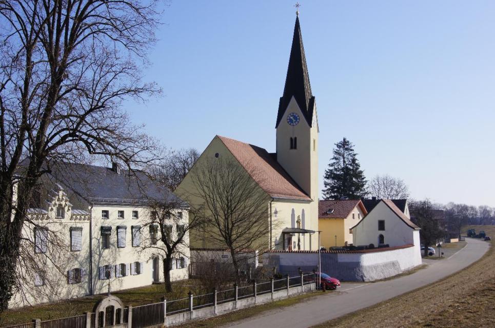 Weihnachtskonzert in Mariaposching