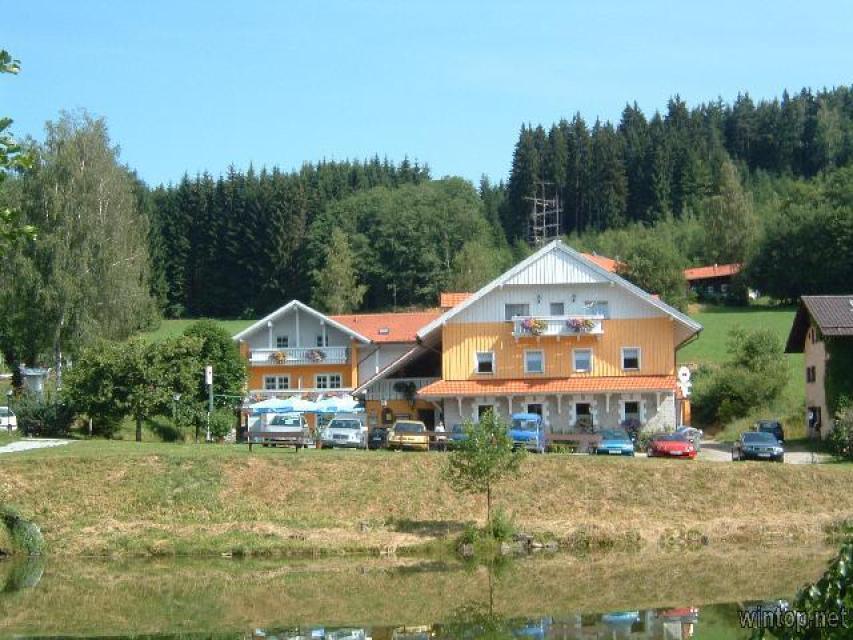 """Landhotel-Restaurant-Cafe´- Forellenhof """"Zum Schnitzelwirt"""""""