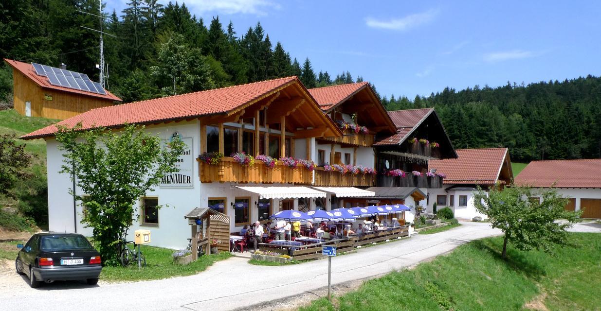 Berggasthof Menauer