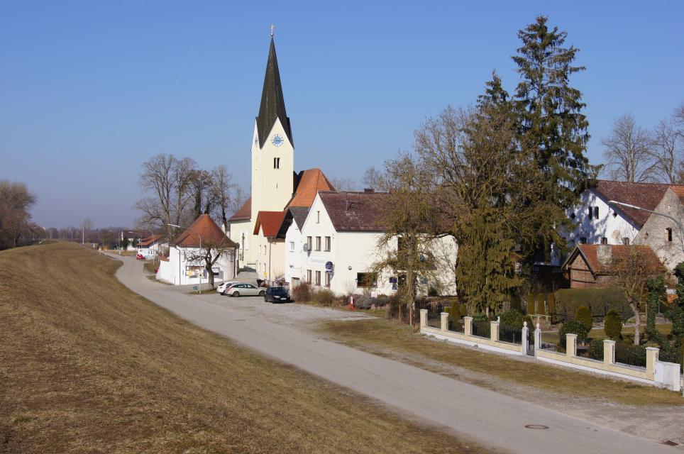 Pfarrkirche Mariaposching - null