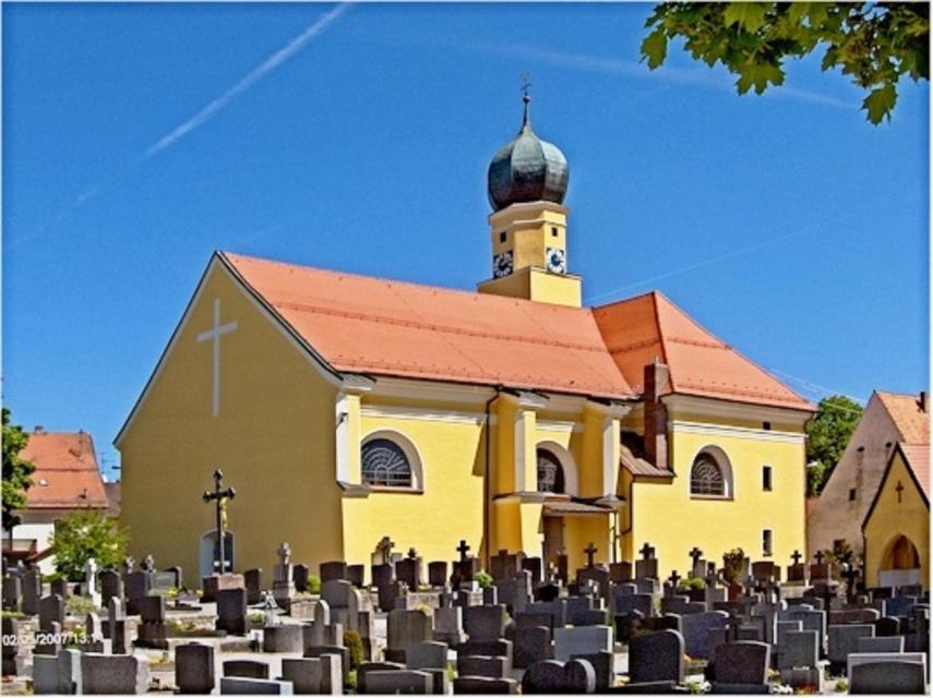 Kirche St. Martin Schwarzach - null