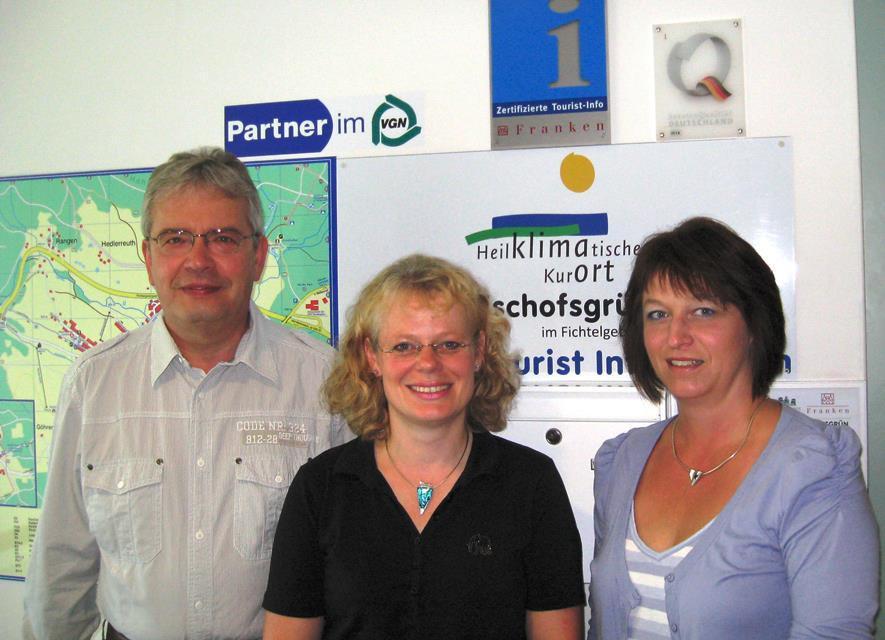 Kur- und Tourist-Information Bischofsgrün