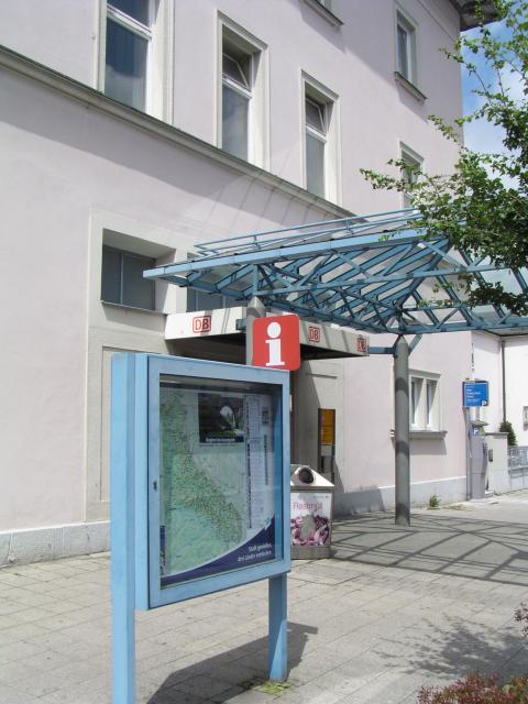 Hauptbahnhof Marktredwitz