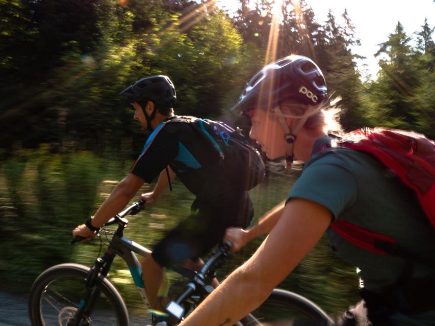 Fichtelrad - Tourismuszentrale Fichtelgebirge/Fichtelrad