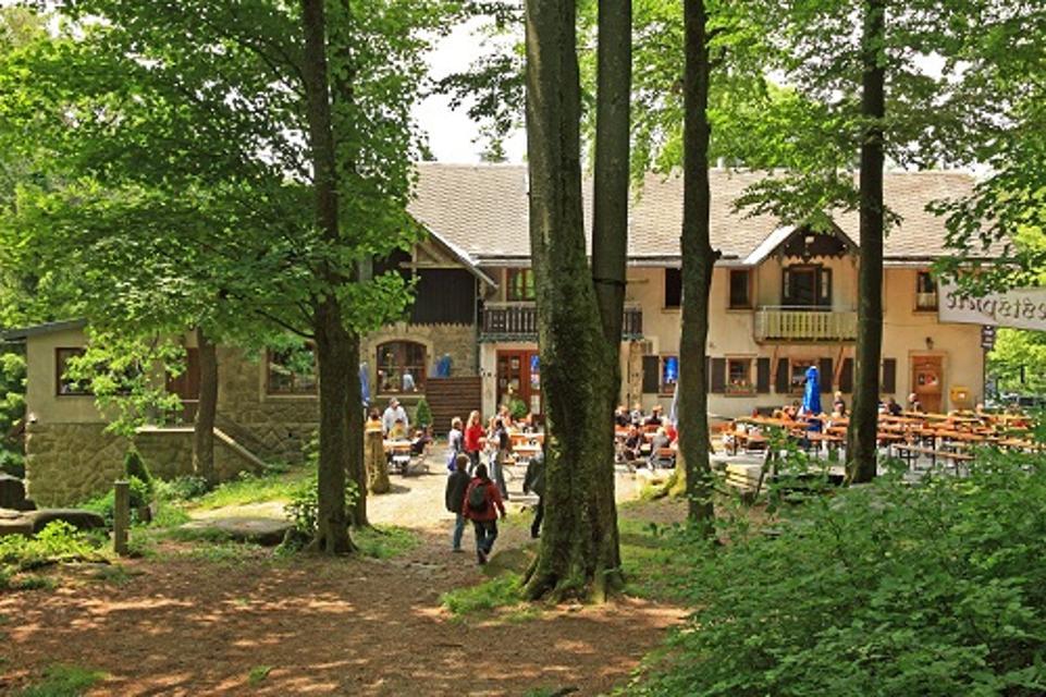 FGV-Unterkunftshaus Waldsteinhaus