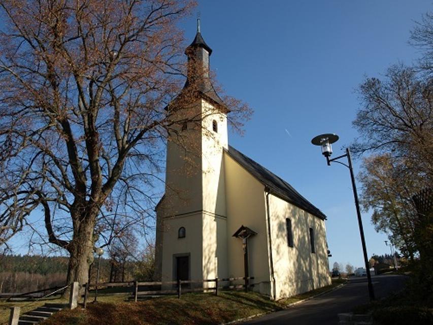 Kapelle bei Nagel