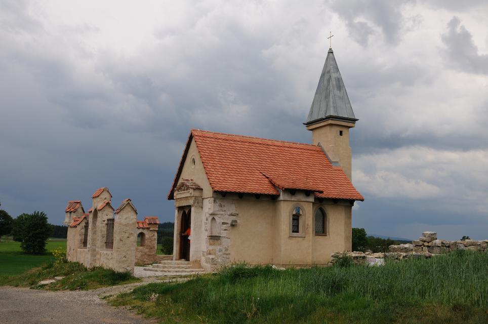 Kapelle bei Höchstädt